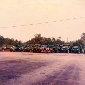 Anastasi Trucking Vintage Fleet